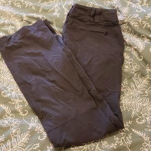 Marmot breathable field pants size 6